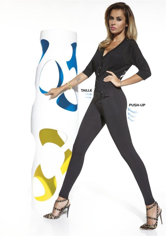 Legíny Ariana - Bas Bleu - Dámské oblečení legíny