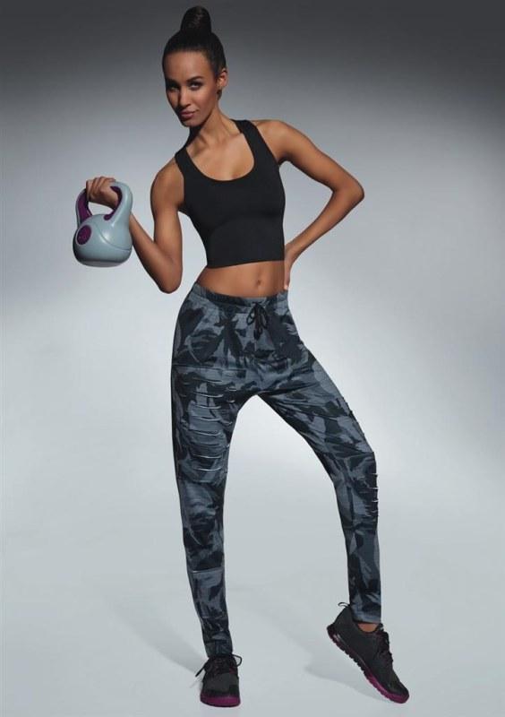 Sportovní legíny Yank - Bas Bleu - Dámské oblečení legíny