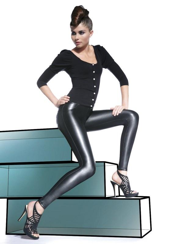 Legíny Vanessa - Bas Bleu - Dámské oblečení legíny
