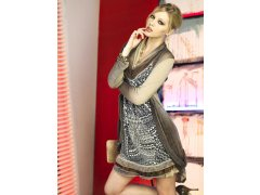 Dámské šaty R3400 - Roberto Naldi