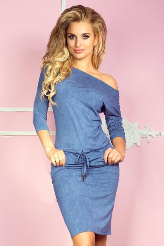 28c107981883 Džínově modré sportovní šaty 13-20 - Dámské oblečení šaty • SHOPiq.cz