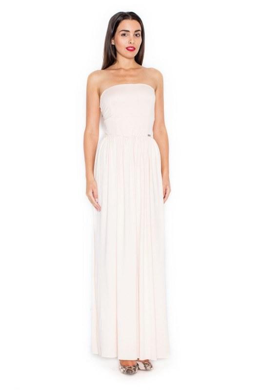 Dámské šaty K252 pink - Dámské oblečení šaty