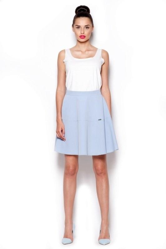 Dámská sukně M285 blue - Dámské oblečení sukně
