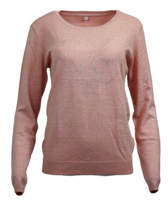 Dámský svetřík - Rhodos - Hegler - Dámské oblečení svetry