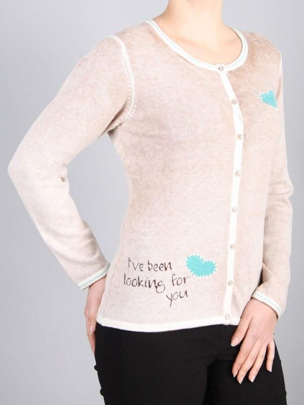 Dámský svetřík Pamir - Hegler - Dámské oblečení svetry