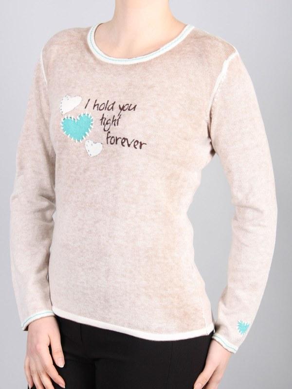 Dámský svetřík Panama - Hegler - Dámské oblečení svetry