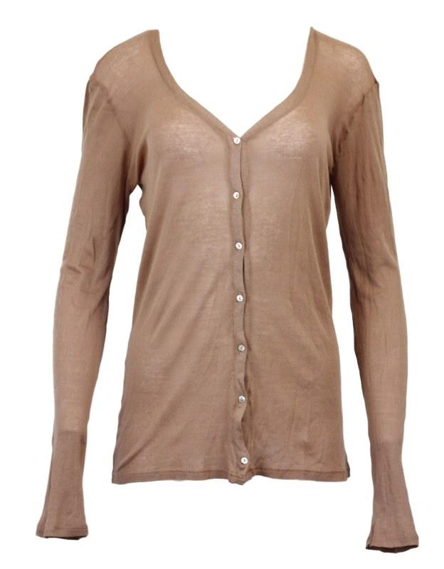 Dámský svetřík Vintage jacket - Rich Royal - Dámské oblečení svetry