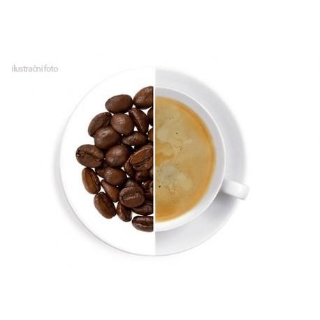 Jahodový cupcake - káva,aromatizovaná