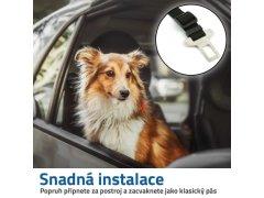 Bezpečnostní pás pro psa 2