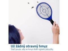 Elektrická plácačka - hmyzí paralyzér 2