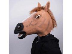 Maska - hlava koně 1