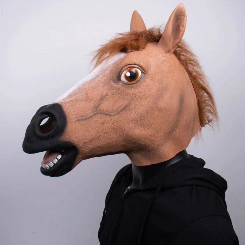 Maska - hlava koně - Dárky