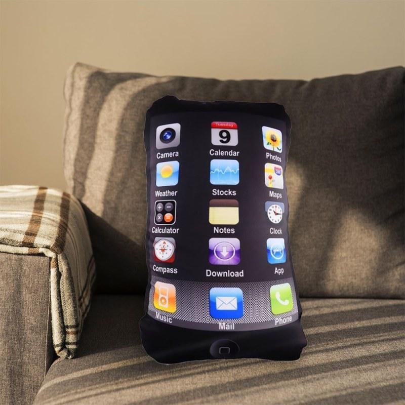 Polštář iPhone - Dárky