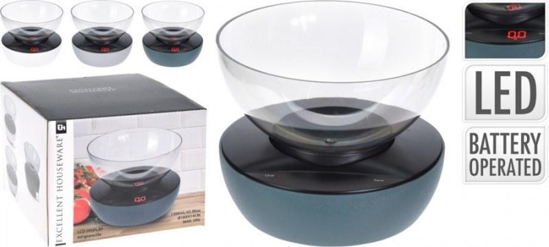 Digitální kuchyňská váha s funkcí tara