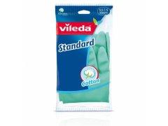 gumové rukavice Standard Vileda S