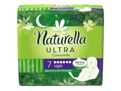 Naturella Ultra Night 7ks