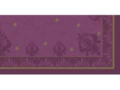Ubrus 84x84 DCel Farah fialový neomyva