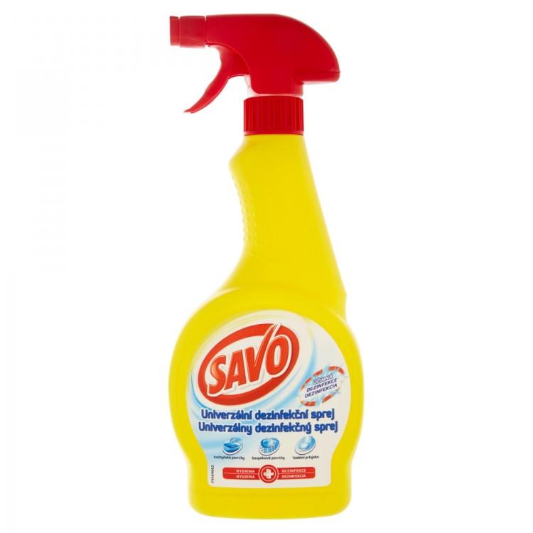 Savo dezinfekční sprej uni 500ml