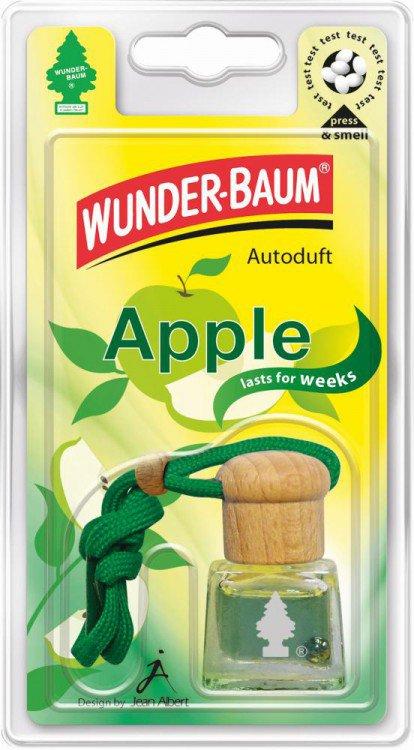 Wunder Baum Car 4.5ml osvěžovač Apple