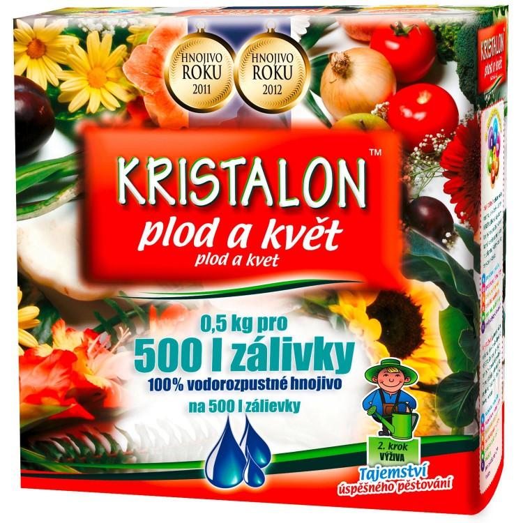 Kristalon plod i květ hnojivo uni 0.5kg