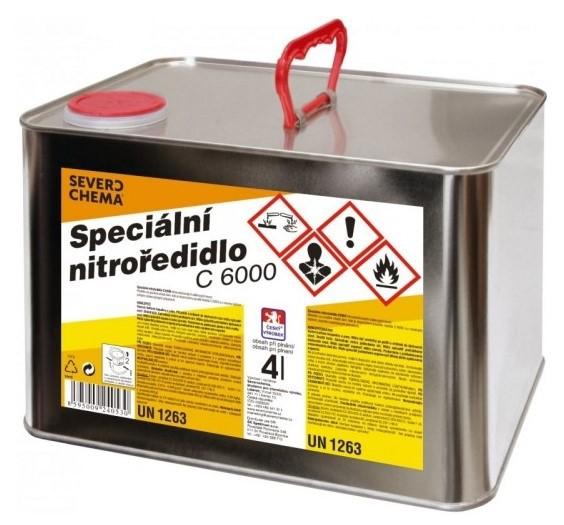 Nitroředidlo C6000 4l