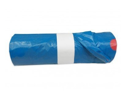 Pytel 70x100 60mi zatahovací modrý po 25ks