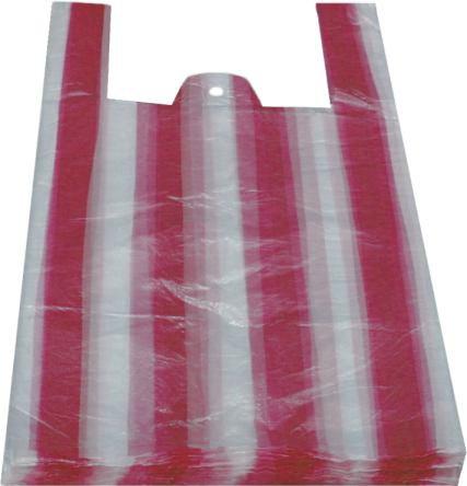 Taška mikroten 10 kg pruhovaná 100ks