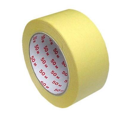 Páska lepící krepová 48mmx50m do 60st.C