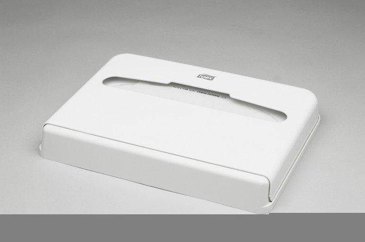 Zásobník na hygienické papíry na WC + NN 250ks