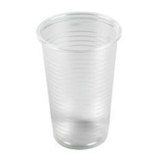 Kelímek plastový 0.2l čirý 100ks