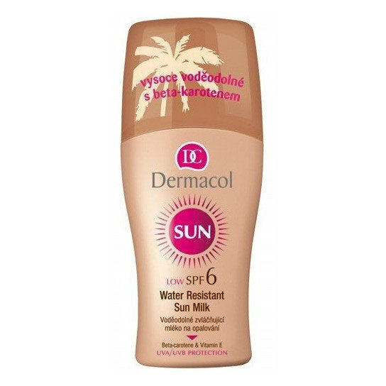 Dermacol SUN OF 6 Mléko ve speji 200ml