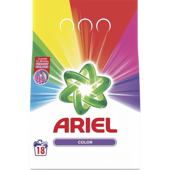 Ariel 20 dávek/1.4kg Color+ Lenor