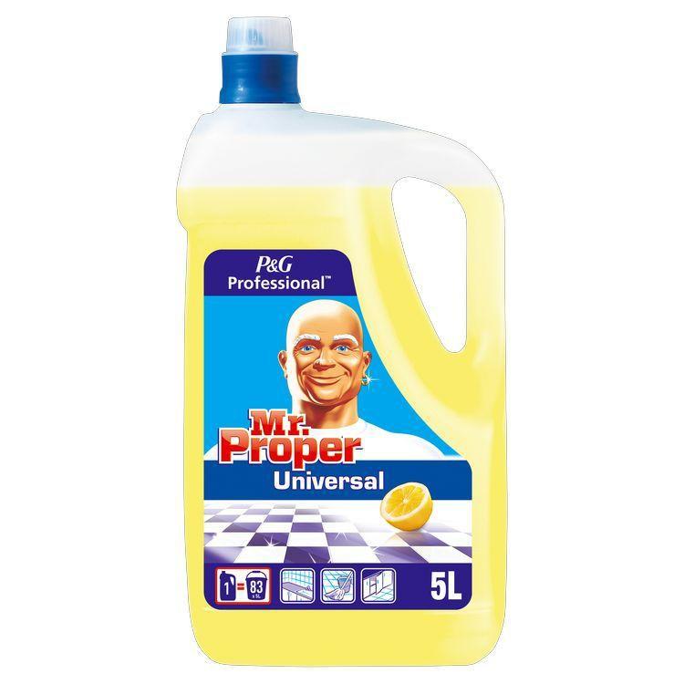Mr.Proper profesionální univerzální čistič 5l citron