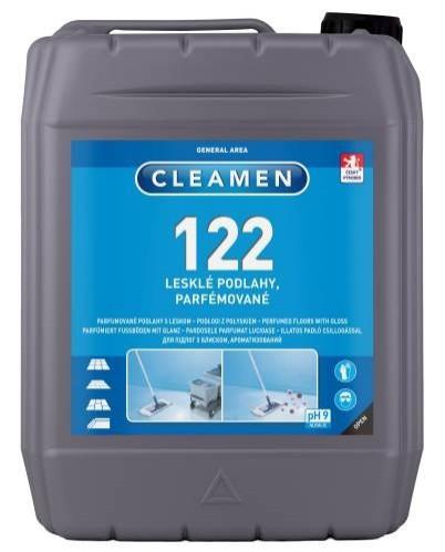 Cleamen 122 podlahy s lesk 5l VC12205099