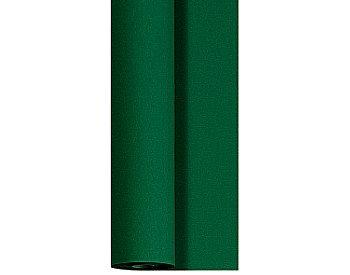 Ubrus v roli 1,25x25m tmavě zelený neomyvatelná