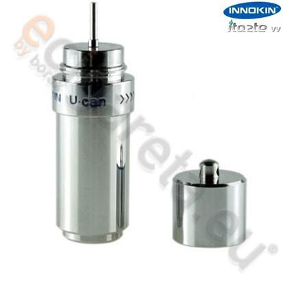 Ucan v2.0 nerez - 10 ml plnící lahvička - Elektronická cigareta Doplňky Innokin