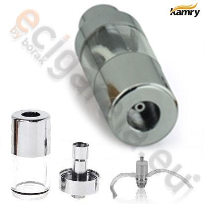 Clearomizér K1000 dual coils rozebíratelný - 1 kus