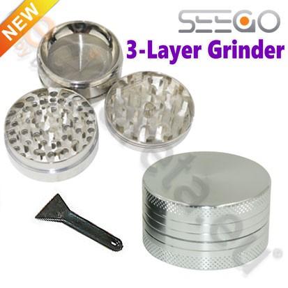 Vhit Herb 3 Layer Grinder - drtič směsí