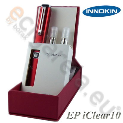 Innokin iTaste EP iClear 10 Kit Red