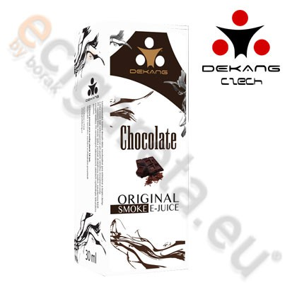 Liquid Dekang Chocolate 10ml (čokoláda) - Elektronická cigareta Elektronické cigarety Náplně e-liquid