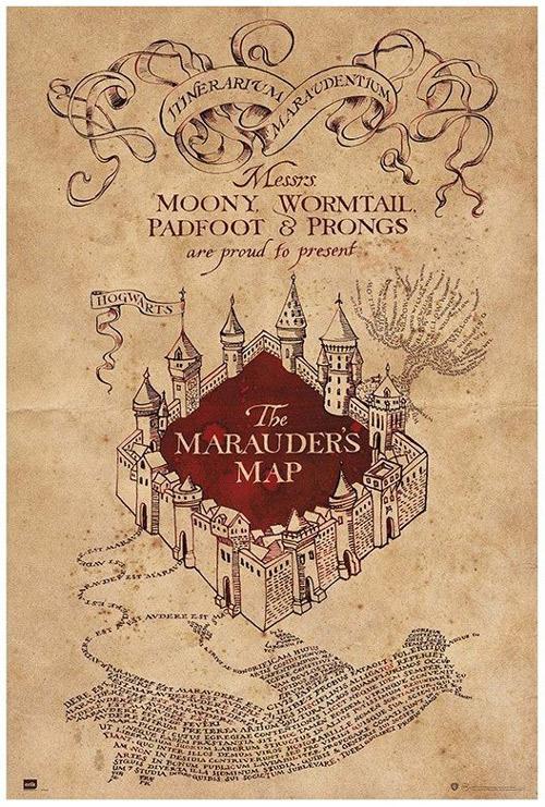 Plakát 61 X 91,5 Cm|harry Potter