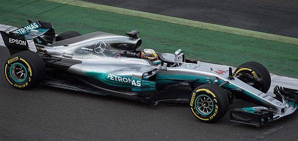 Mercedes AMG GP, F1, shop, Formule 1