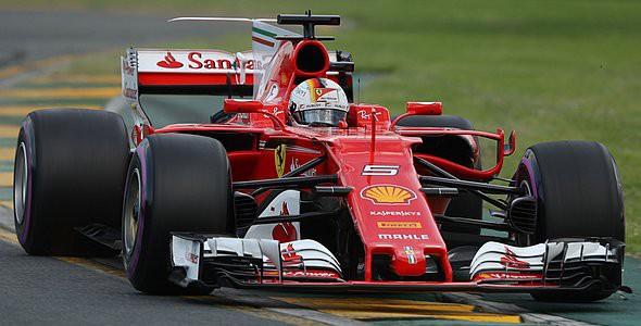 Ferrari shop f1 s oblečením b9e9970089