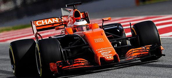 McLaren F1, Alonso, Renault, shop