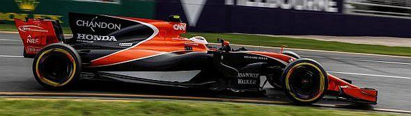 McLaren F1, Alonso, Vandoorne, Honda, shop