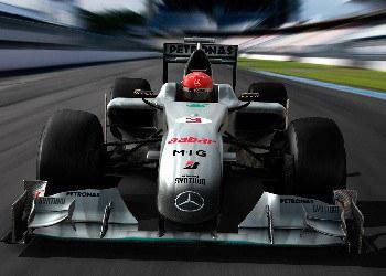 Michael Schumacher, Ferrari, Mercedes F1