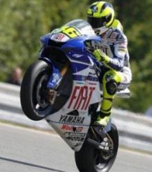 Rossi, Moto GP