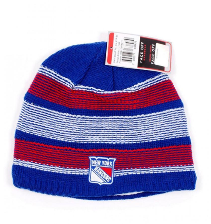 Čepice Zimní - New York Rangers - Hokej shop New York Rangers