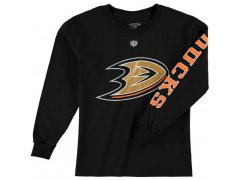 Dětské tričko Old Time Hockey Two Hit Long Sleeve Ducks
