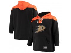Mikina NHL Breakaway Lace Up Ducks